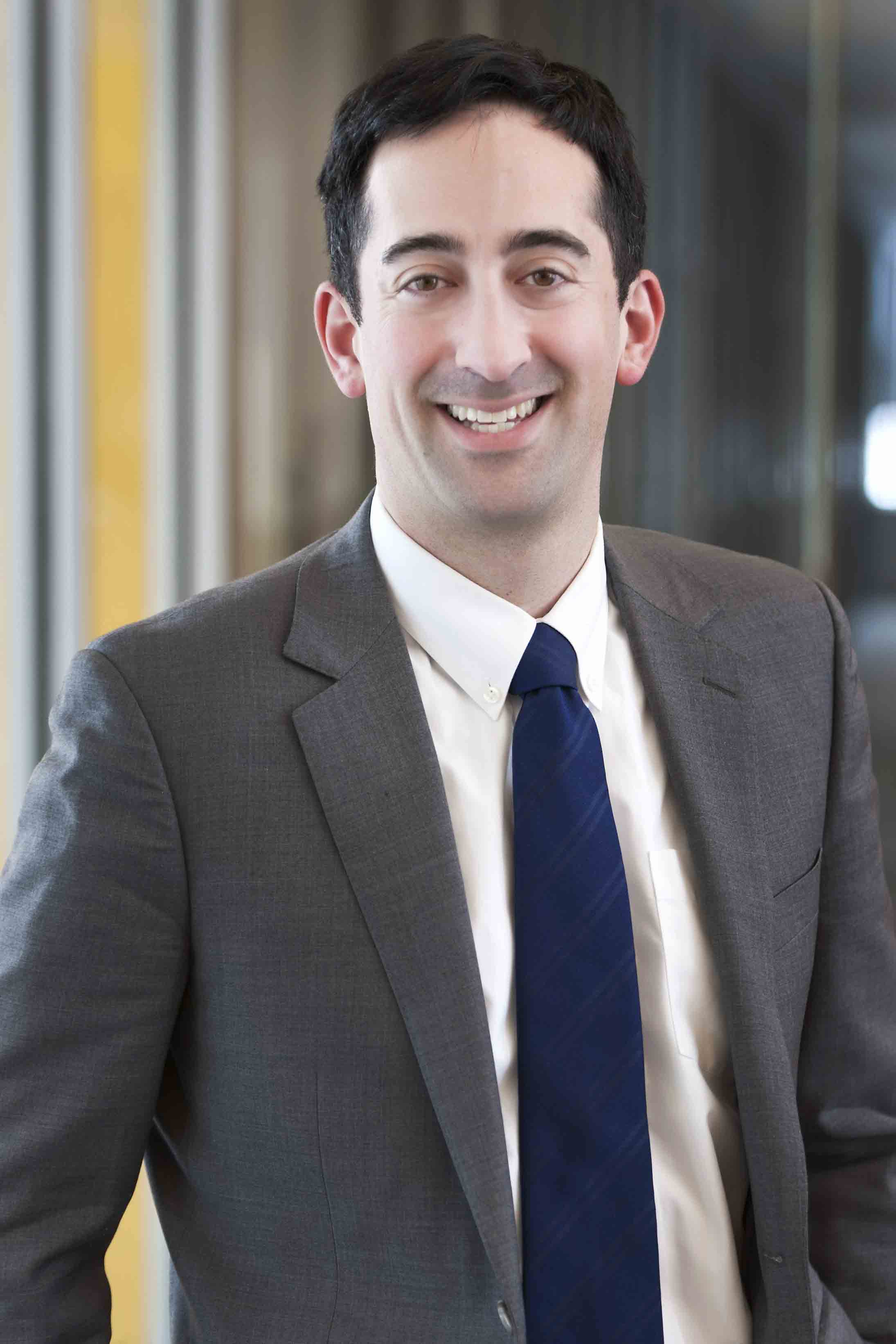 Photo of Commissioner Josh Mandelbaum